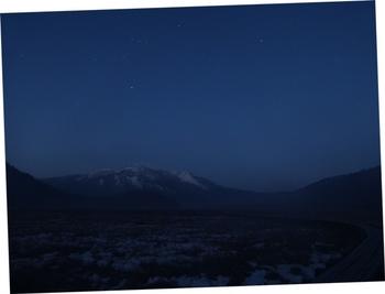 至仏山とオリオン座.JPG
