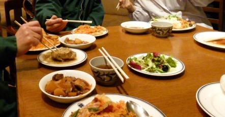 提供された食事.JPG